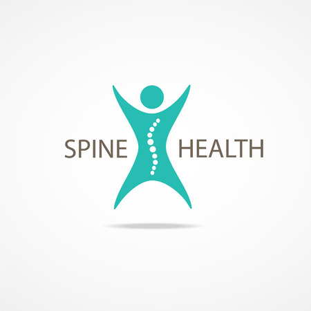 back icon: Spine health symbol.