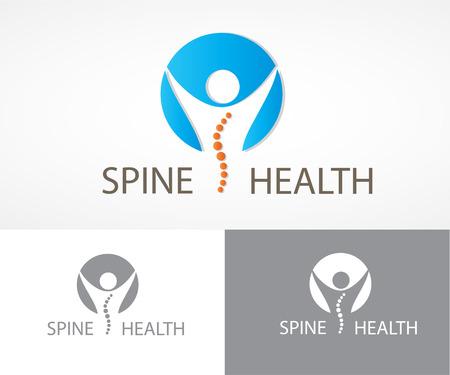 脊椎健康のシンボルを設定します。