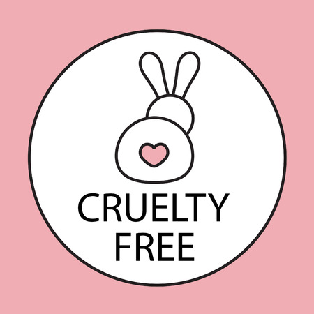 cruelty: Cruelty free label