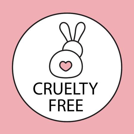 etiqueta libre de crueldad