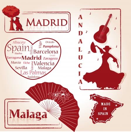 ibiza: Spain Illustration