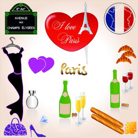 i love paris: I Love Paris