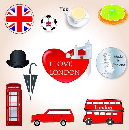 I love London Vector