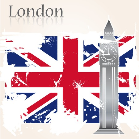 Welcome London Vector