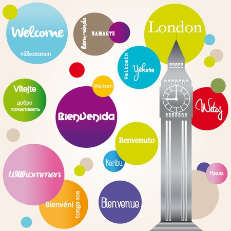 chap: Welcome London