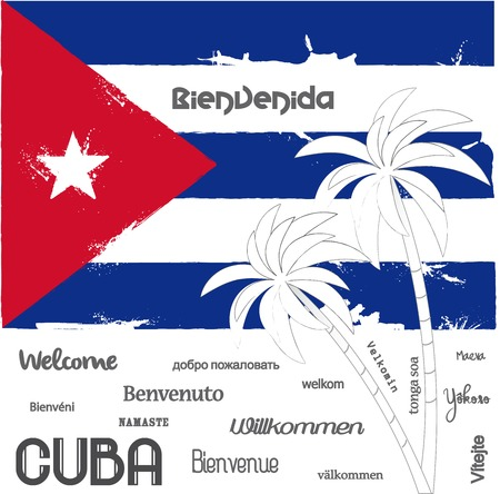 chap: Welcome to Cuba Illustration