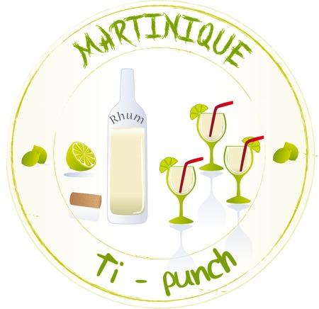 Martinique Ti-punch