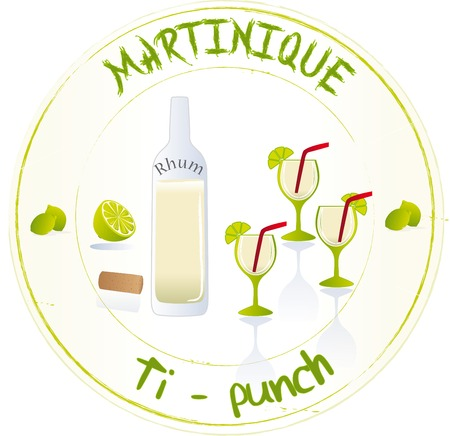 martinique: Martinique Ti-punch
