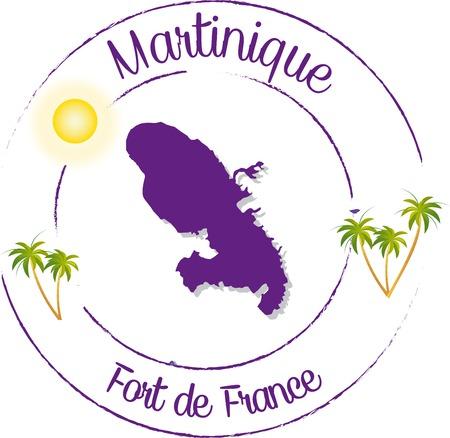 martinique: Martinique Fort de France