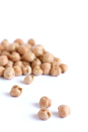 garbanzo bean: Chickpea Stock Photo