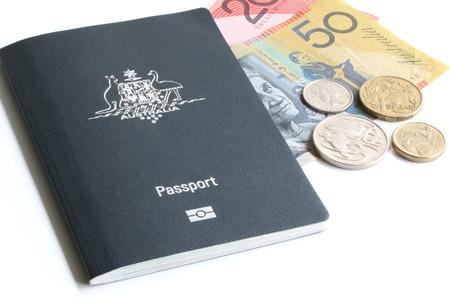 foreigner: Australian Passport