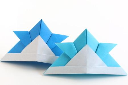 Origami Kabuto photo