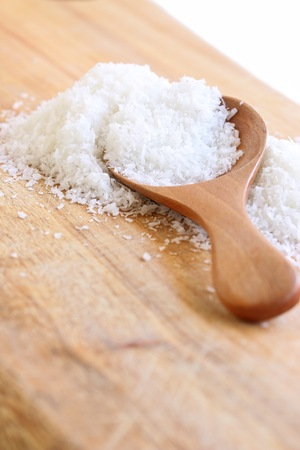 desiccated: Fine Desiccated Coconut