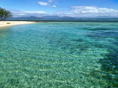 barrier island: Green Island