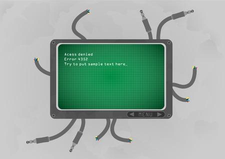 Designed technology  Stock Vector - 12915003