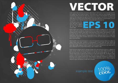 Vector Flyer Template - EPS10 Design