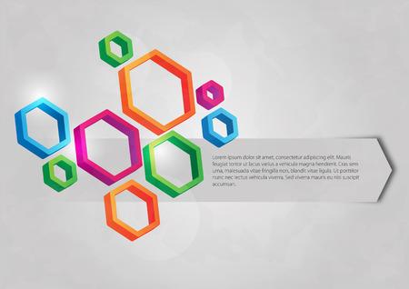 hightech: High-tech background