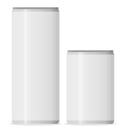 ml: Aluminum cans for beer and soft drinks or energy. Packaging 500 and 330 ml.