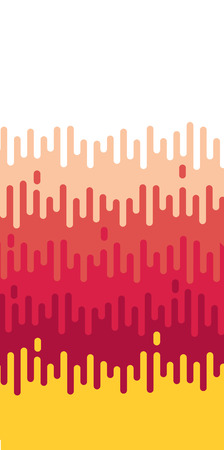 dripping paint: Vector abstract background with dripping paint.
