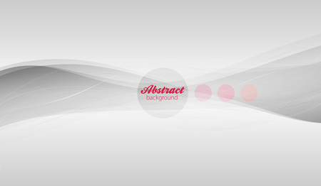abstact: Abstract vector background, transparent waved lines for brochure, website, flyer design.