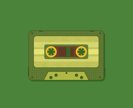 90s decade set icons vector illustration design