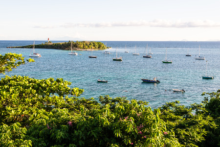 Islet of Gosier, Guadeloupe