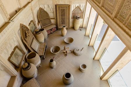 カーシャーン、イラン - 2015 年 4 月 29 日: Abbasi 家