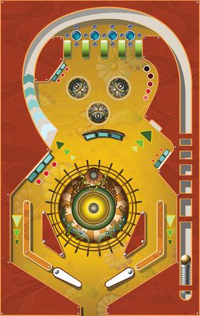 pinball: Oriental Pinball