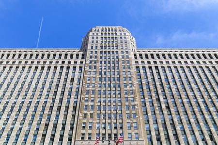 mart: Merchandise Mart in Chicago