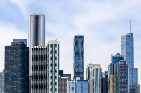 aon: Part of the Chicago Skyline