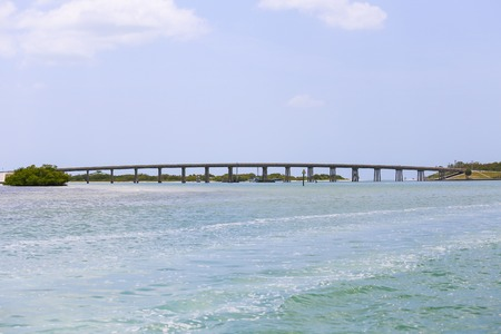 myers: New Pass Bridge connecting Big Hickory Island and Lovers Key in Fort Myers Beach.