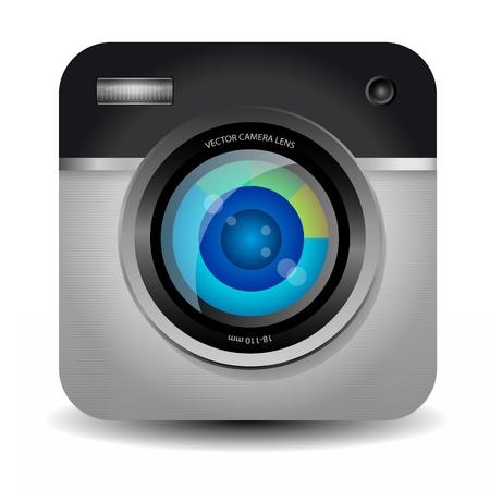 Photo Camera App Icon