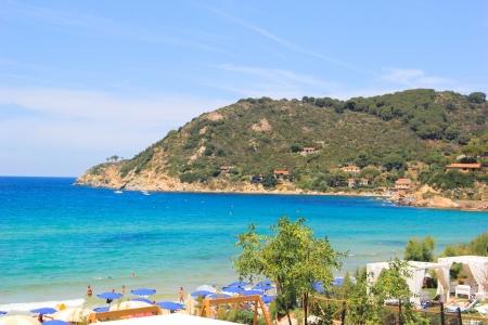 La Biodola beach, Procchio - Portoferraio, Elba island  Italy