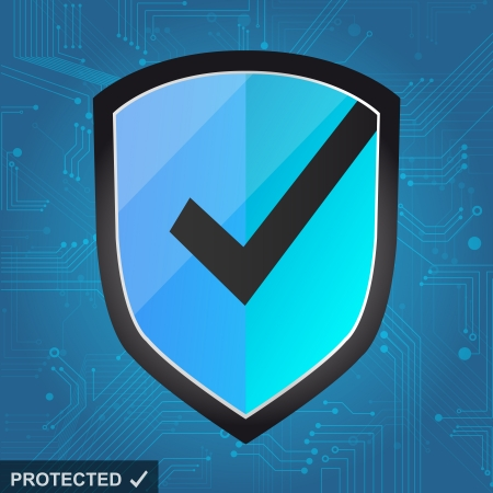 https: Shield Protection - secure internet