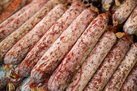Salami from Italy