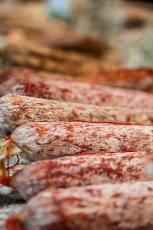 Original Salami from Italy