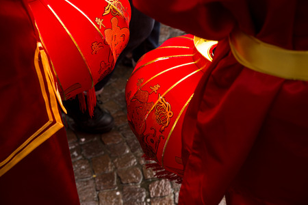 photo of object s: Traditional Chinese New Year Lantern