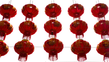 photo of object s: Traditional Chinese New Year Lanterns