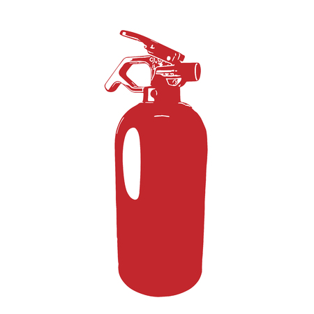 detachment: red fire extinguisher
