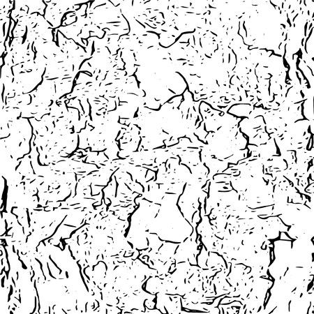 edges: vector grunge texture