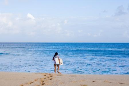 bodyboarding: Hawaii sea Bodyboarding