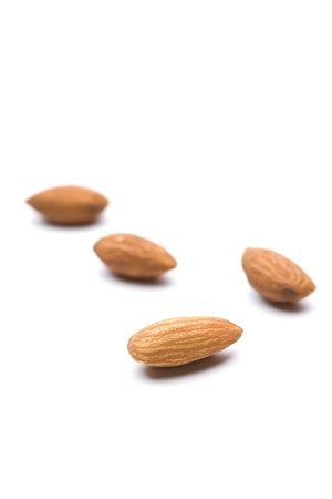 almond of the white back