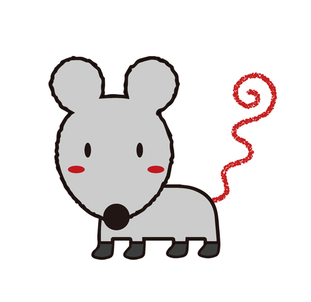 Mouse anime