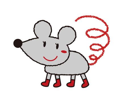 Mouse anime Reklamní fotografie - 120080085