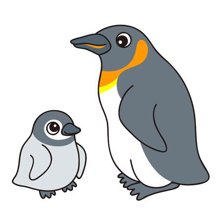 King Penguin Reklamní fotografie - 122654629