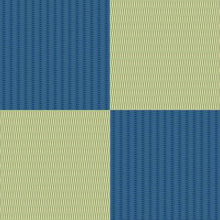 Tatami Pattern Vector Illustration Ilustrace