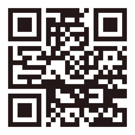 QR Code Reading Screen Vector Illustration Ilustração