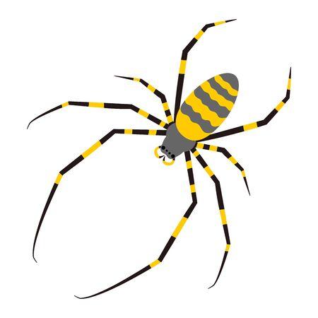 Spider Jarrow Gummo Illustration Clip Art