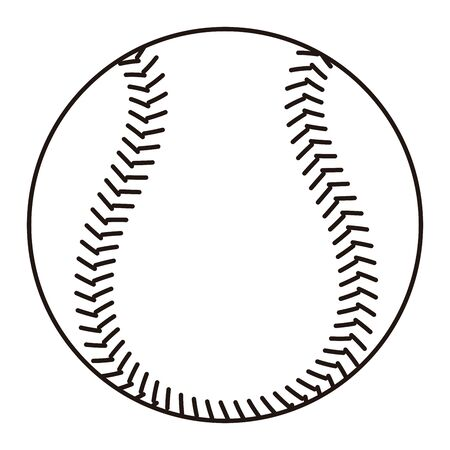 Baseball Equipment Illustration Baseball