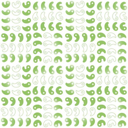 Magatama Pattern Background Material Vector Images